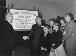 Methodist Church Carrington Ave Strathfield