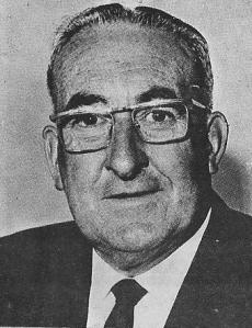 Bill Boyce, Mayor of Strathfield