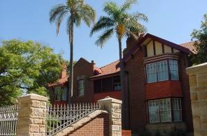 Former home of Frank Forde, Prime Minister 1945
