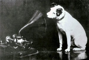 Original Nipper picture