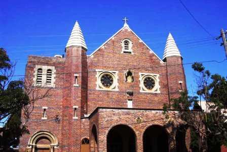 St Martha's Catholic Church 2005