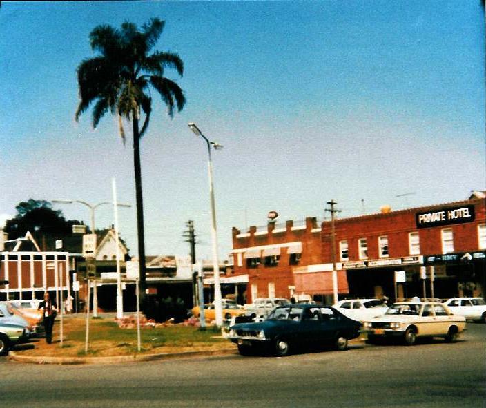 Strathfield Town Centre c.1970s