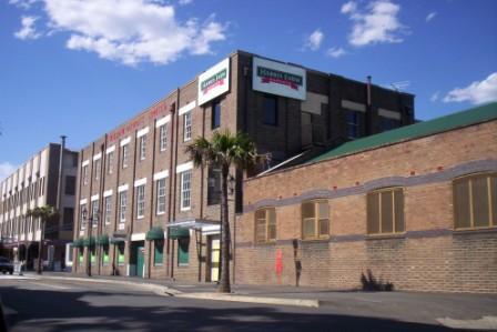 Bakehouse Quarter (former Arnott's Biscuit Factory)