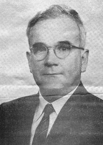 Beresford Calverley, Mayor of Strathfield 1963-64