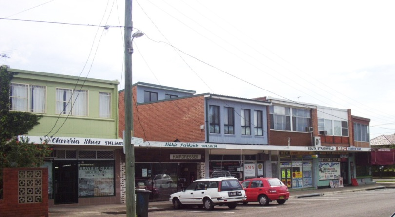 Cave Rd Shopping Centre