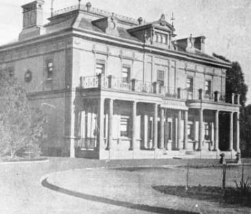 Elwood House, home of Wilheim von der Heyde