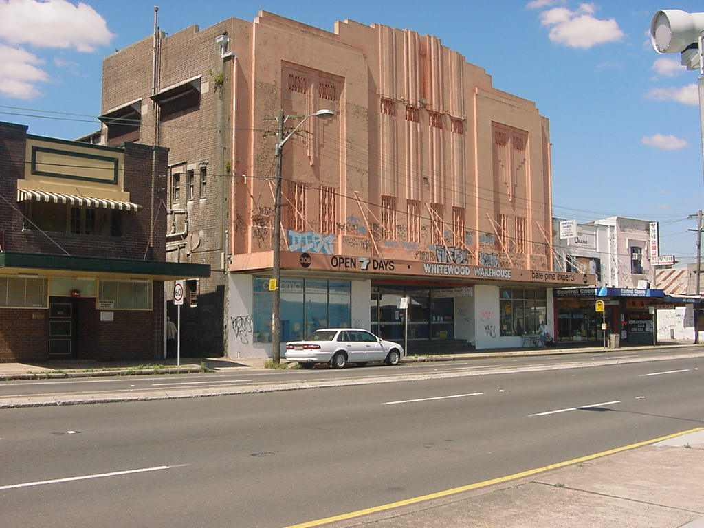 Cinemas Of Strathfield Heritage