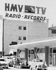 HMV Factory Homebush 1962