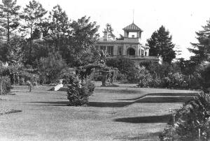 'Milroy' home of George Todman, formerly Albert Road Strathfield