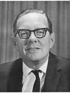 Frank Zions, Mayor of Strathfield 1970-72