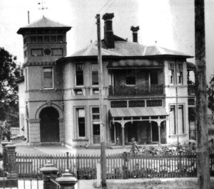"""Ovalau"", formerly Albert Road Strathfield"