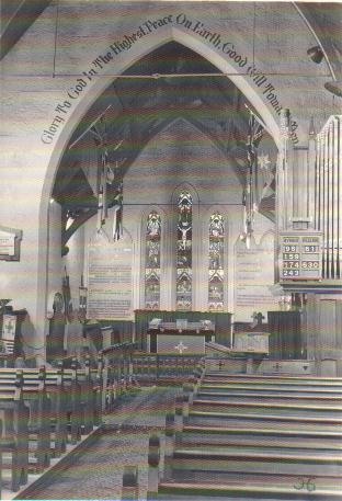 St Thomas Anglican Church Enfield Strathfield Heritage