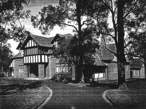 'Swanton', formerly Victoria Street, Strathfield