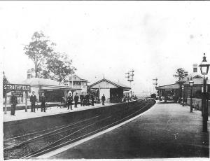Strathfield Station