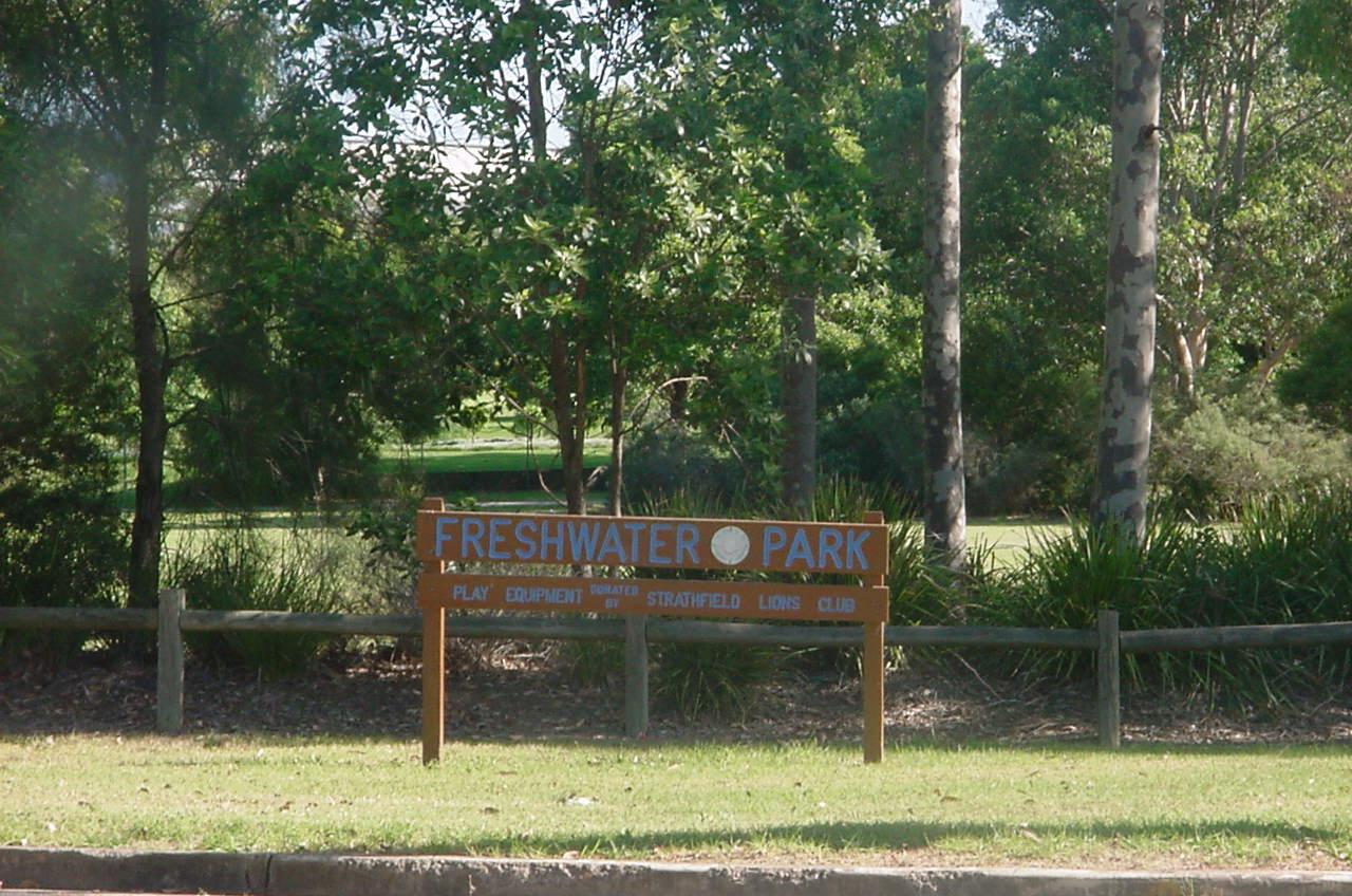 Freshwater Park Strathfield Heritage