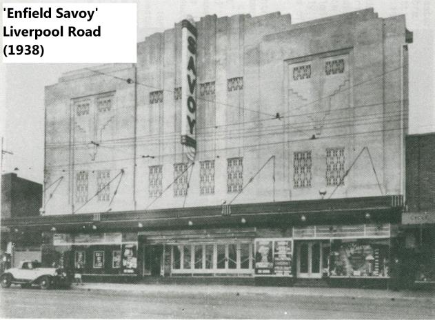 Enfield Savoy 1938