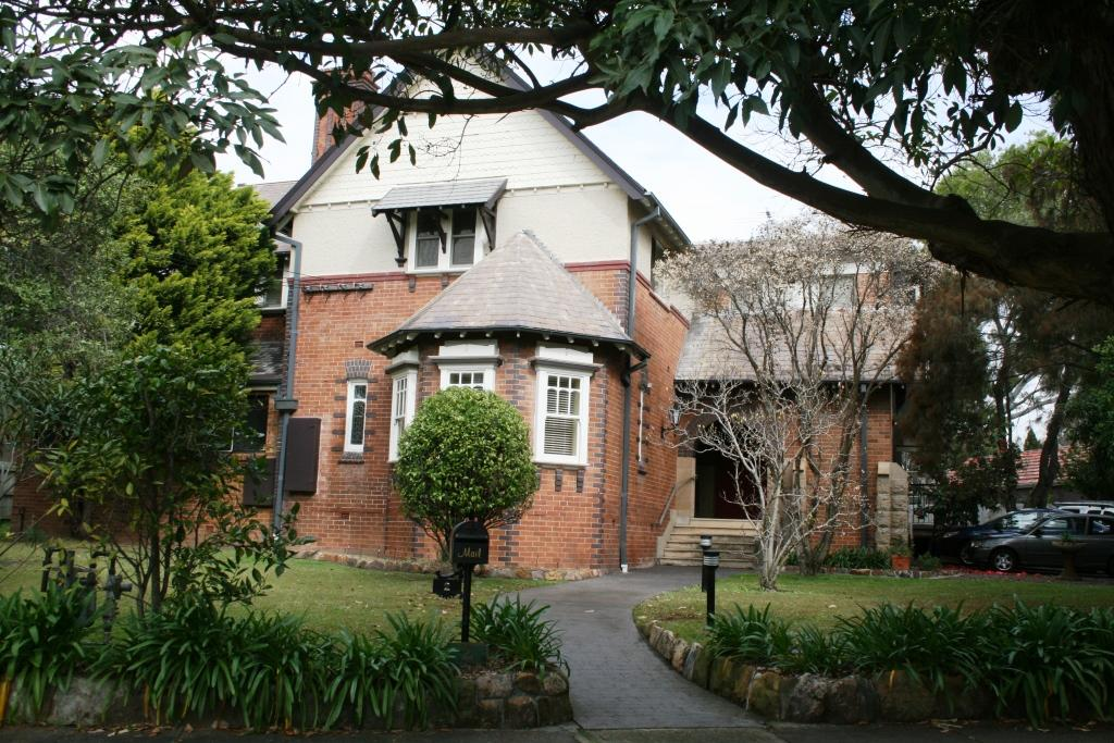 Inglemere Abbotsford Road Homebush