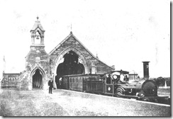 Old no. 1 Mortuary Station Rookwood