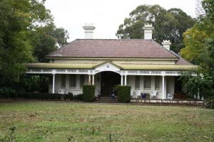 'Hawthorne' Abbotsford Road Homebush (2011)