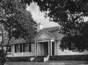 """Somerset"" The Boulevarde Strathfield as featured in 'The Home' magazine 1924"