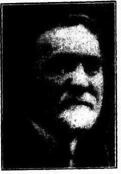 Dr George Sly (photograph Sydney Morning Herald 1934)