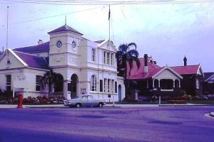 Strathfield Council Chambers 1964