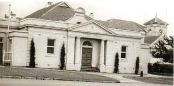 Strathfield Town Hall c.1960