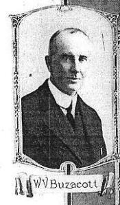 Walter Verney Buzacott