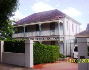 'Greystanes' 101-103 Redmyre Rd Strathfield (photo Cathy Jones 2006)