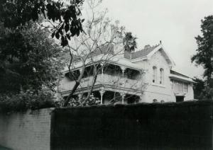 'Brantwood' 79 Redmyre Rd Strathfield (photo 1986)