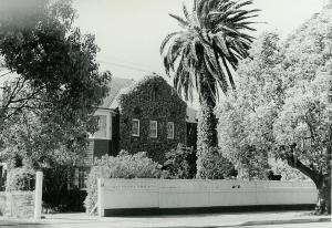 'Inglethorpe' 95 Redmyre Rd Strathfield (photo 1986)