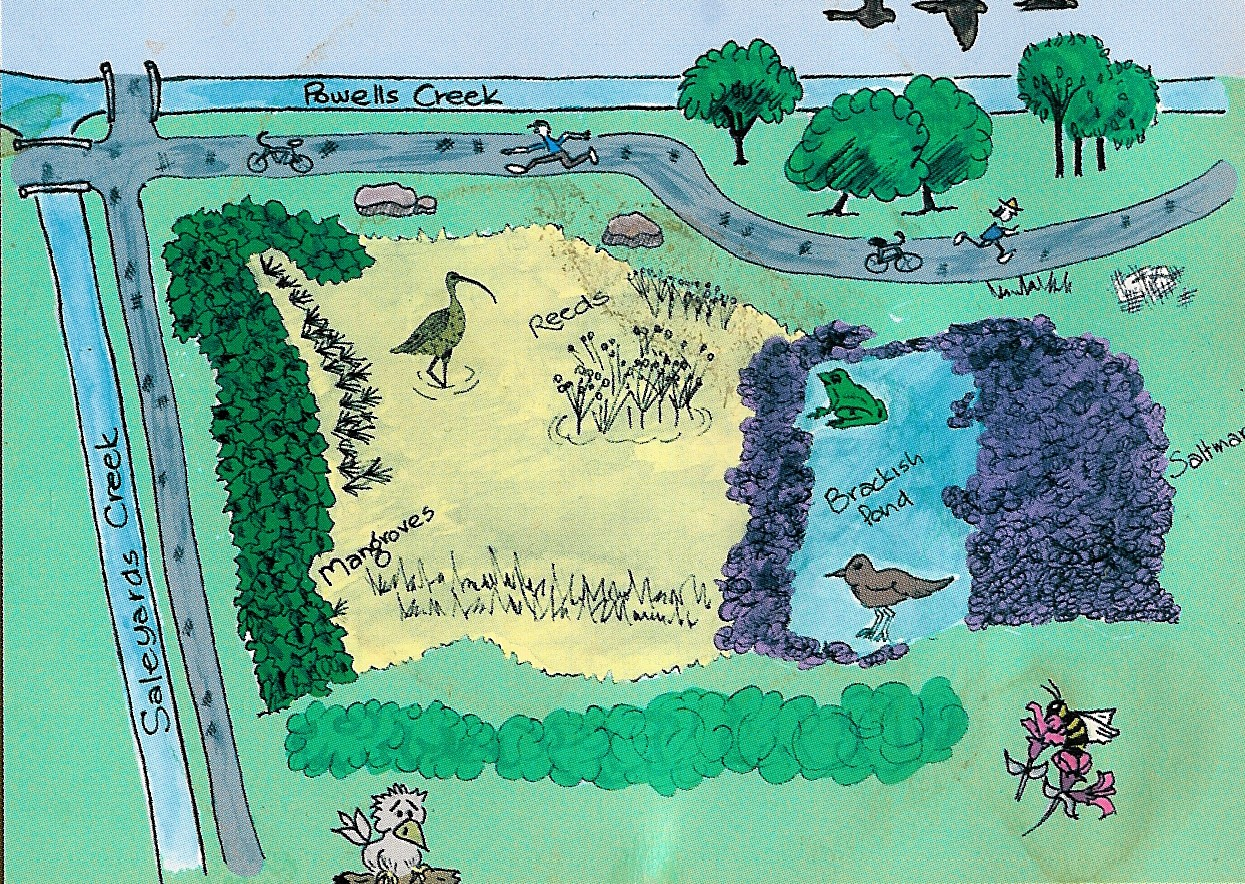 Bicentennial Park Map Mason Wetlands Source Abuse Report