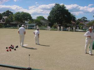 Strathfield South Bowling Club 2003