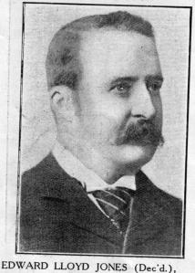 Edward Lloyd Jones