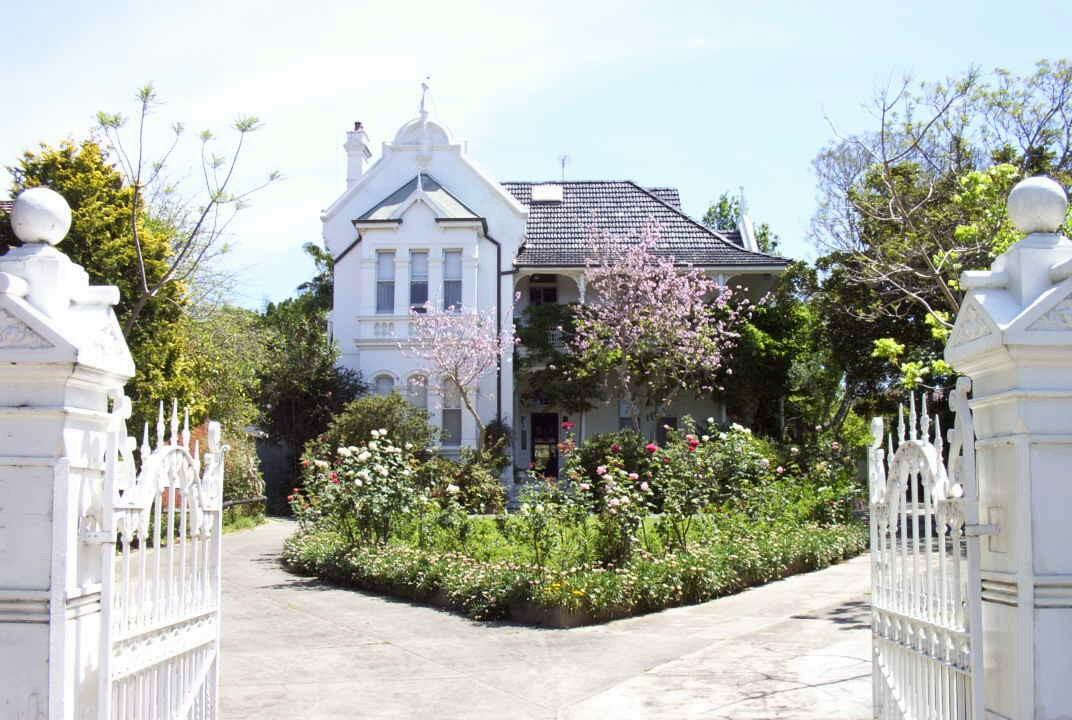 Quisiana 81 Homebush Road Strathfield Heritage