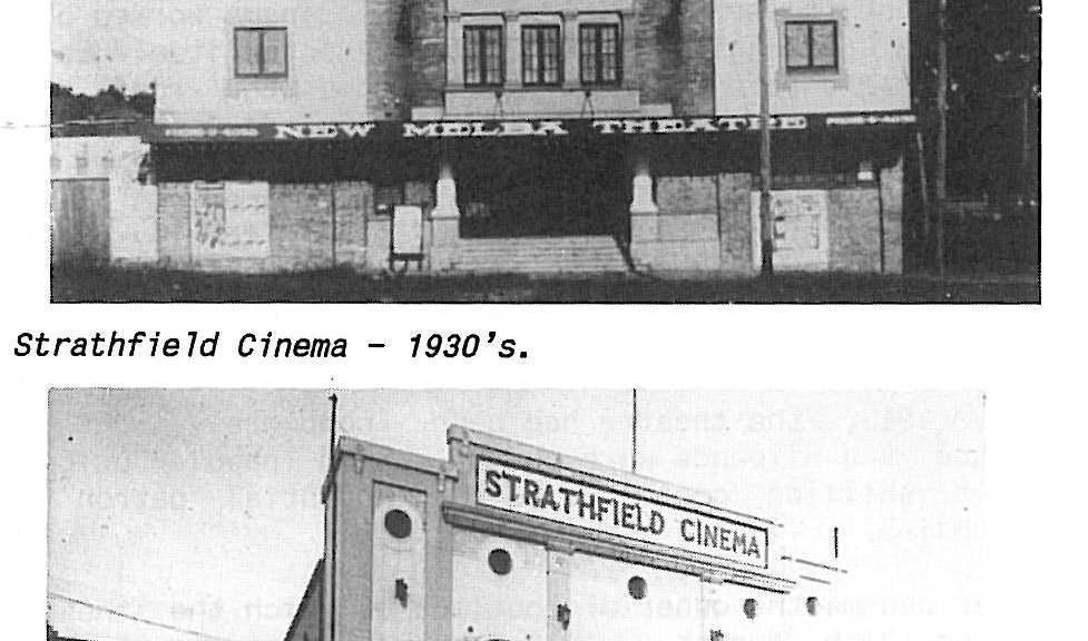 Melba Strathfield Hoyts Cinema
