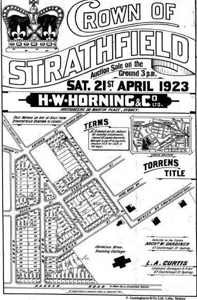 Crown of Strathfield Estate