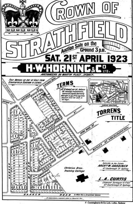 Crown of Strathfield Estate