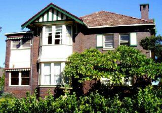 'Dalmeny' Wakeford Rd Strathfield. Photo Cathy Jones.