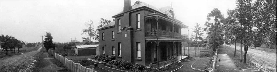 """Ellesmere' Mackenzie Street Strathfield"