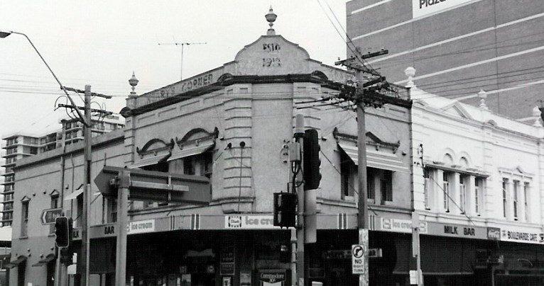 Keary's Corner facade