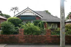43 Redmyre Road Strathfield. Photo Cathy Jones 2010