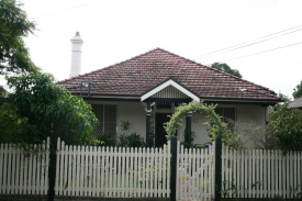 47 Redmyre Road Strathfield. Photo Cathy Jones 2010
