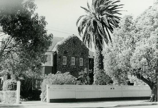 95 Redmyre Rd Strathfield. Photo 1986