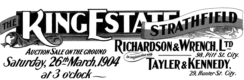Kings Estate Advertisement Header 1904 (2)
