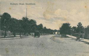 Redmyre Road postcard c.1910s
