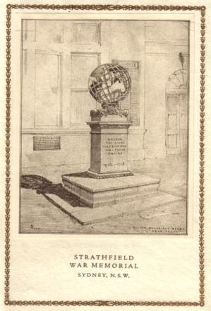 Strathfield War Memorial