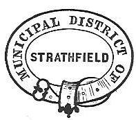 Strathfield Council Seal c.1900