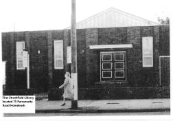Homebush Library c.1960s