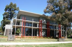 High Street Library 2009